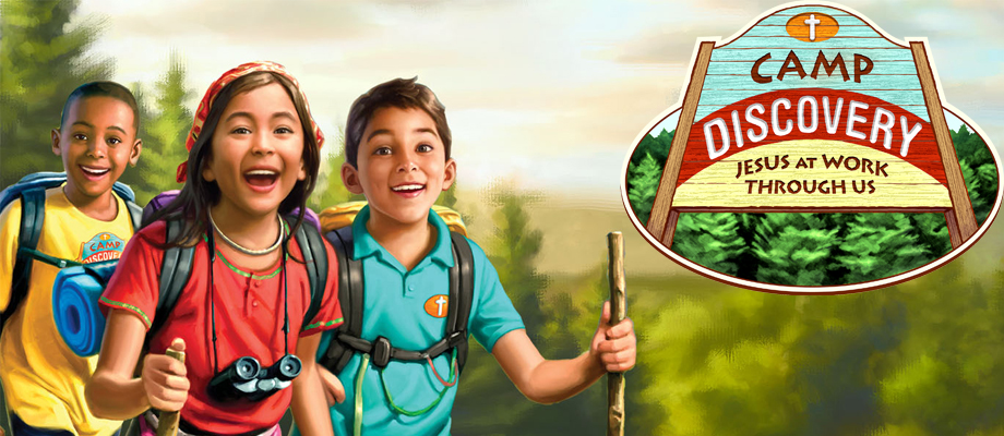 2015 VBS – Camp Discovery